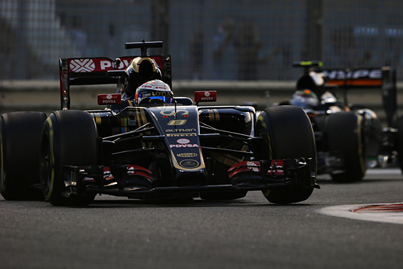 Renault delay makes Lotus life tricky