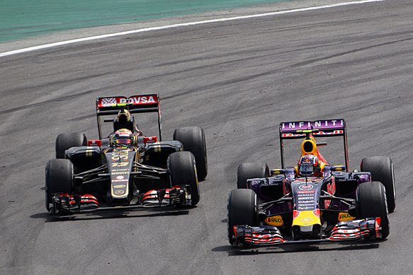 RBR/Renault deal not relying on Lotus